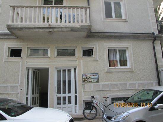 Apartmani Mina
