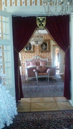 Letovice, Tjeckien: Svatební apartmá
