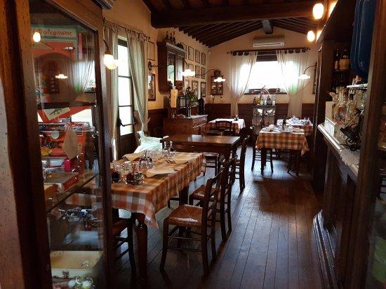 Subbiano, Ιταλία: la corte dell'oca