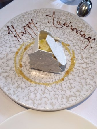 The Ledbury: A pleasant and sweet surprise