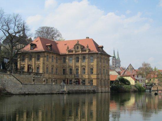 Neu-Bamberg, Alemanha: вид с воды