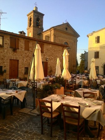 Arcevia, Italien: Osteria Nido dell'Astore