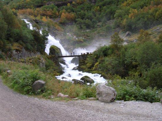 Jostedalsbreen og Jotunheimen National Park