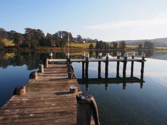 Narooma, Australia: View from Pier