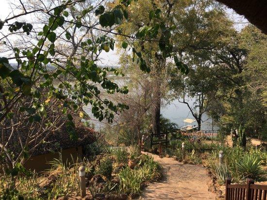 Caprivi Region, Namibia: acces au fleuve
