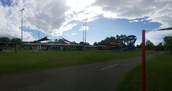 Leanyer Recreation Park: 20160921_162842_large.jpg