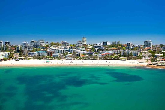 Sunshine Coast, Australie : Kings Beach Caloundra