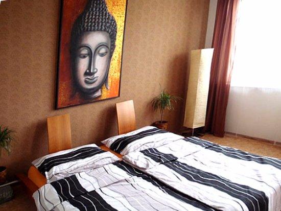 Rezidence Topolova : apartmán