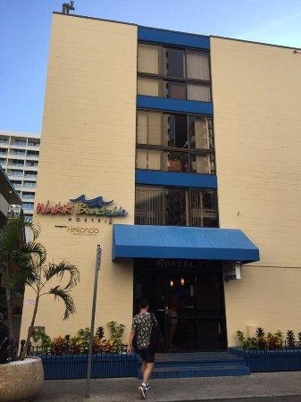 Waikiki Beachside Hostel: No fuss!