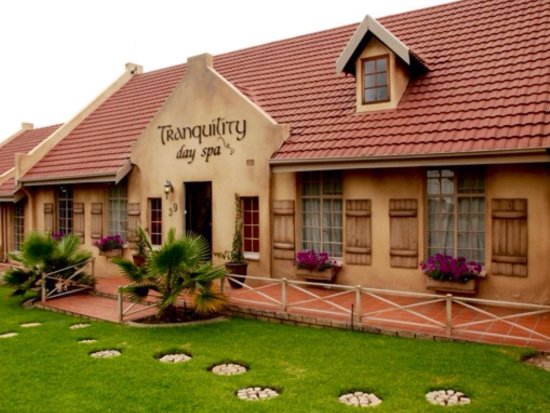 Tranquility Day Spa