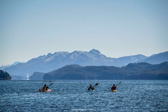 Endurance kayak & mountain expeditions - patagonia argentina