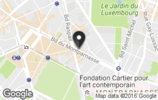 Area Picture of Hotel Villa Luxembourg Paris TripAdvisor