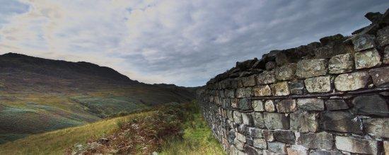 Eskdale, UK: Photo of Hardknott Roman Fort