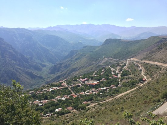Syunik Province, Armenia: Wings of Tatev