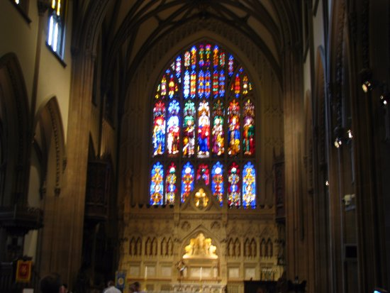Vetrate interne   foto di trinity church, new york city   tripadvisor