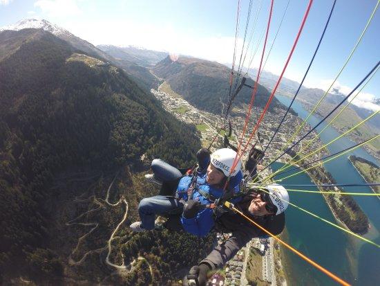 Queenstown, Nova Zelândia: Pilot Dom (The Dominator)
