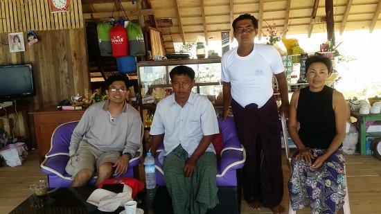 หมู่เกาะมะริด (เมองุย), พม่า: Bungalo Operators