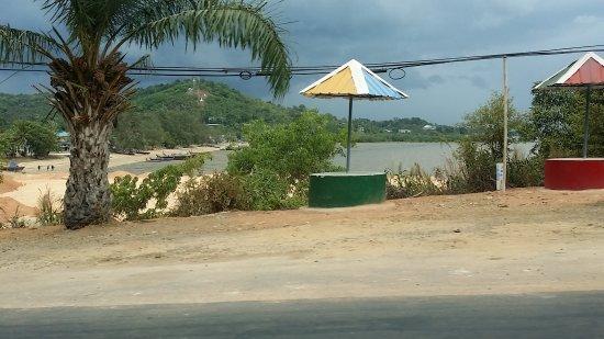 หมู่เกาะมะริด (เมองุย), พม่า: On the way to Lampi