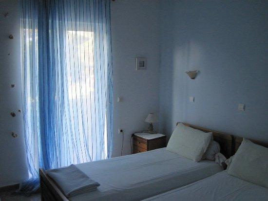 Andriana Apartments: Bedroom