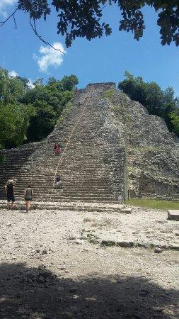 Coba Mayan Traditions: 20160829_121832_large.jpg