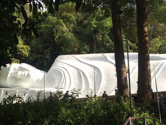 Phan Thiet, Vietnam: liegender Buddha