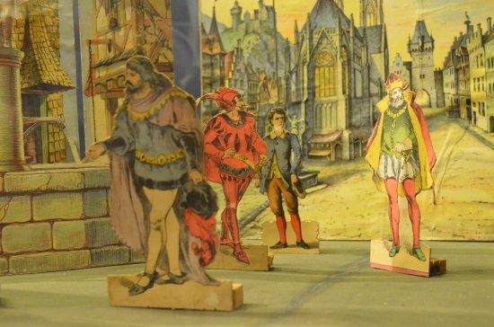 Theaterfigurenmuseum Foto