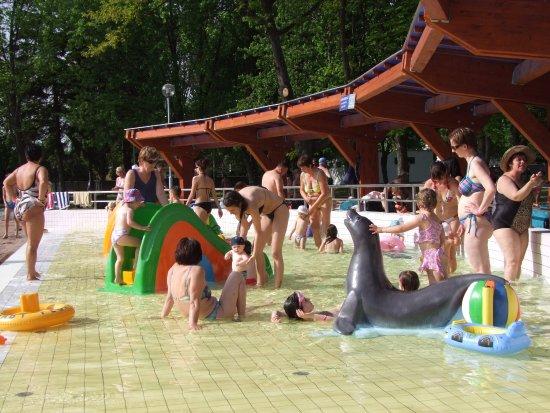 Mezokovesd, Ungheria: Pancsoló / Paddling pool fof kids