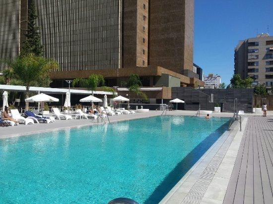 piscina fotograf a de melia lebreros sevilla tripadvisor