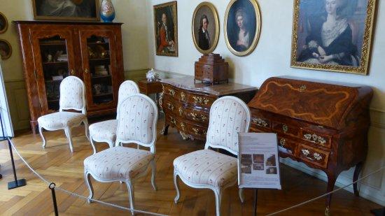 Musee d'Art et d'Histoire - Hotel Beurnier-Rossel
