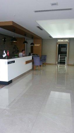 Izmir Province, Turchia: Elara Hotel