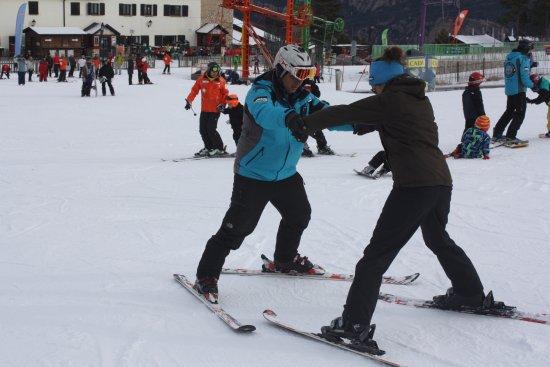 Esportec - Escola d'Esqui Prepirineu: Classe Particular 2