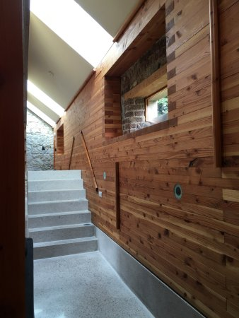 Blessington, Irlandia: Two-sided staircase leading up to the bedrooms