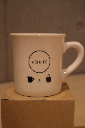 Kunitachi, اليابان: chuff original mug