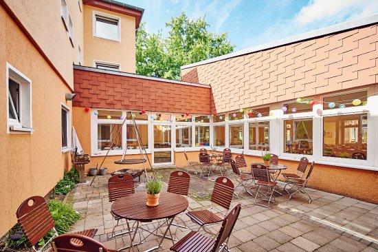 Osnabrück, Alemanha: Terrasse