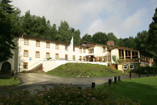Horn-Bad Meinberg, Germania: Außenansicht