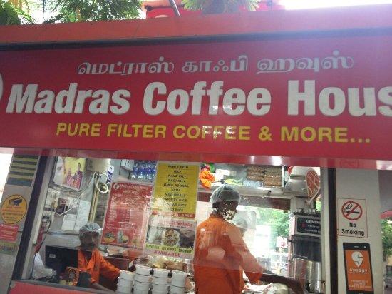 Madras Coffee House, Chennai - 183 Madras Coffee House Arcot Rd
