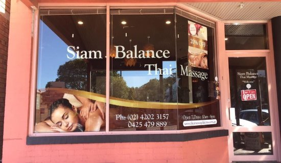Siam Balance Thai Massage Kiama