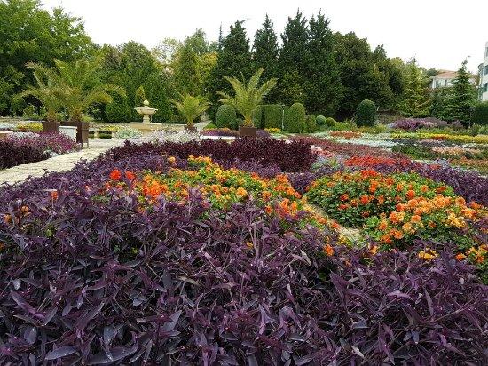 Balchik, Bulgaristan: Garden