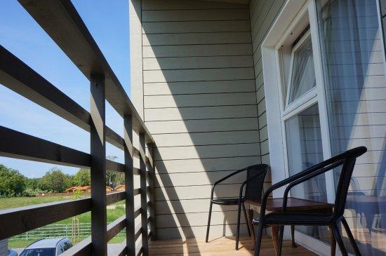 Balcony - Picture of Ramios Bites, Palanga - Tripadvisor