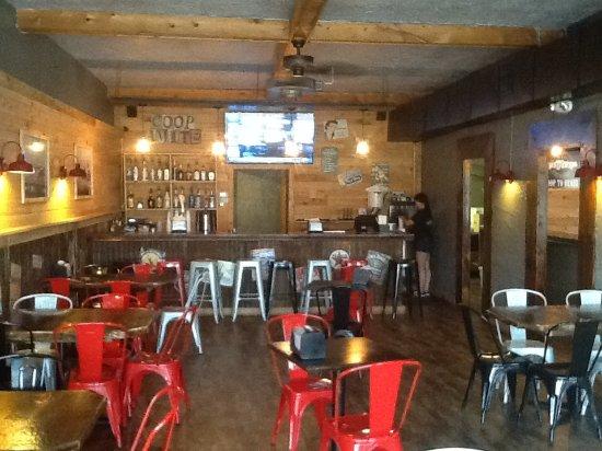 อาไมต์, หลุยเซียน่า: Dinning area
