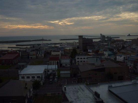 Monbetsu, Japan: オホーツク海