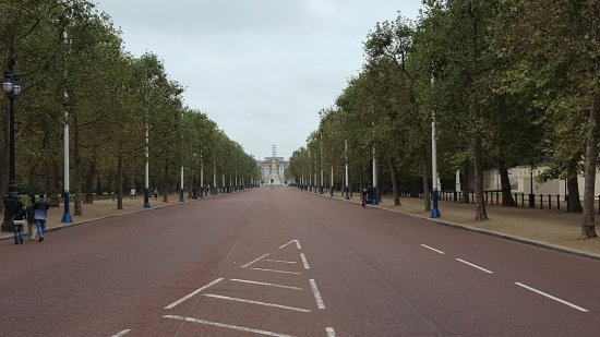 The Mall, Westminster London