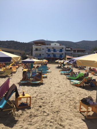 Vlachakis Beach Hotel : photo0.jpg