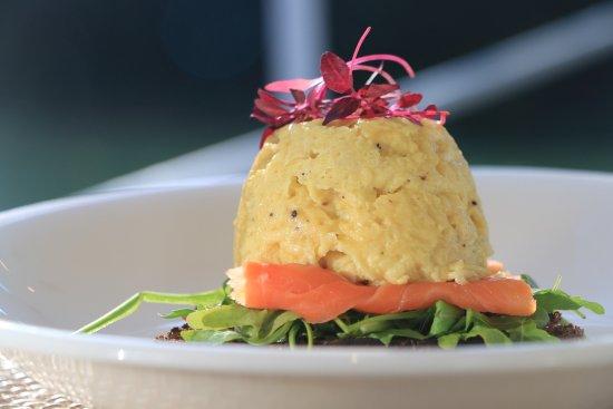 AtholPlace Hotel & Villa: Breakfast at AtholPlace Restaurant