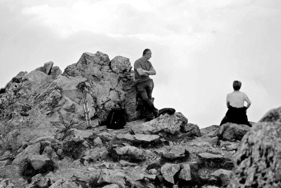 오스트리안 알프스 산맥 사진