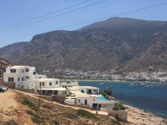 Delfini Hotel Sifnos ภาพถ่าย