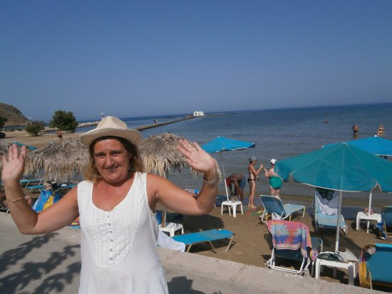 Creta, Grecia: surpeuplé