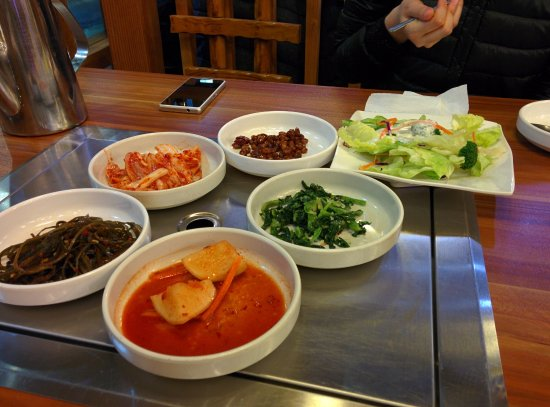 Lao TuFang: Standard side dishes