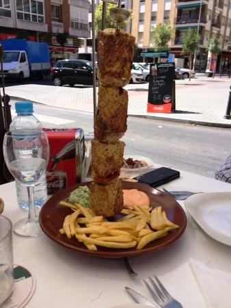 Provincia de Córdoba, España: Lomo marinado
