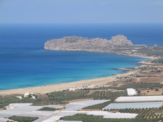 Фалассарна, Греция: Vista dall'alto